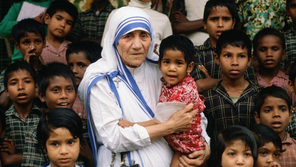 Madre Teresa di Calcutta una persona davvero speciale