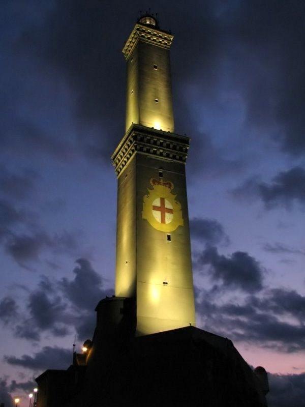 Genova Lanterna Faro