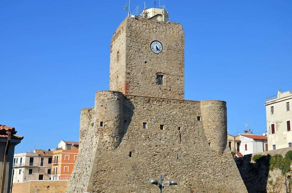 Molise: Castello Svevo