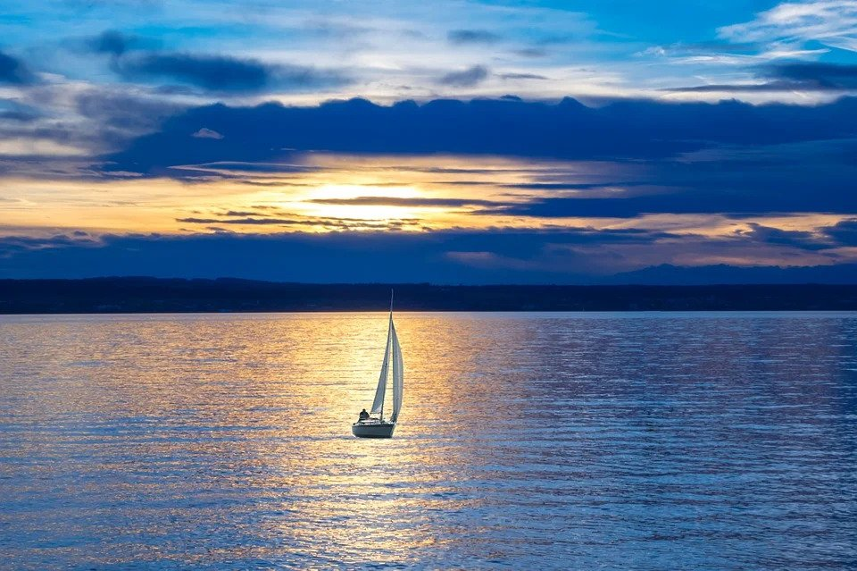 uscita in barca a vela